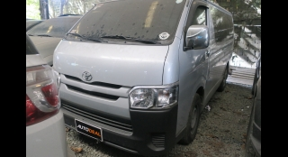 2015 Toyota Hiace 2.5L MT Diesel