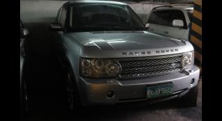 2007 Land Rover Range Rover 5.0L V8 Supercharged