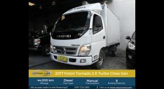 2017 Foton Tornado 2E E3 Turbo F-Van
